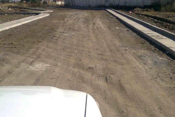 Infraestructura Cordon vereda